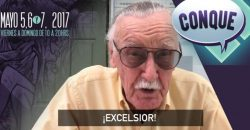 Stan Lee confirma en video su asistencia a la Conque
