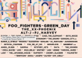 Foo Fighters y Green Day encabezan cartel de Corona Capital