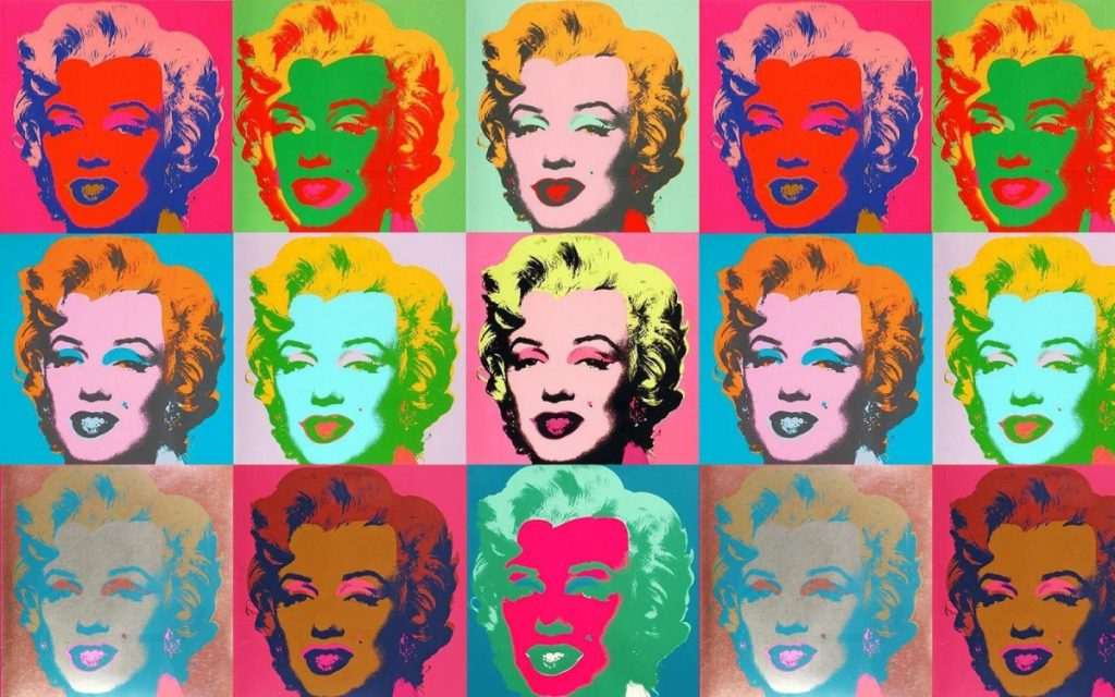 Pop Art Wallpapers 60 Images: Subastarán Obra De Andy Warhol En México